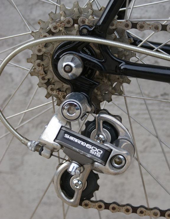 10 Speed Bike Gear Diagram : Bicycle museum