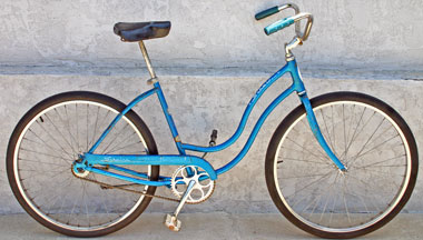 [1967 Schwinn Hollywood]