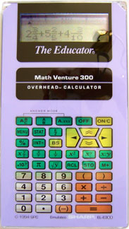 [Math Venture 300 Overhead Calculator]