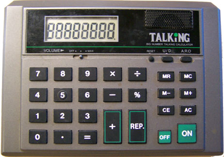 [Talking Big Number Calculator]
