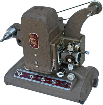 [Bell & Howell Filmo Picture Master Design 151 Model A]