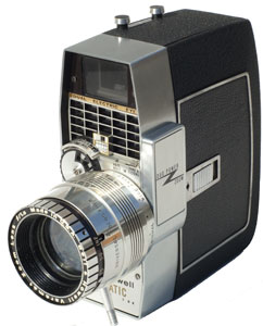 [Bell & Howell Model 414P Director Series]