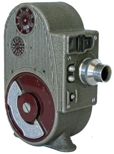 [Bell & Howell Sportster Double Run 8 Movie Camera]