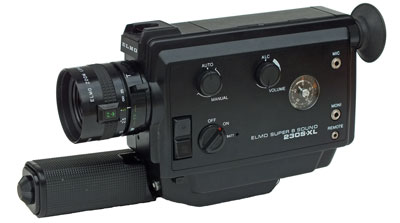 [Elmo Super 8 Sound 230S-XL]