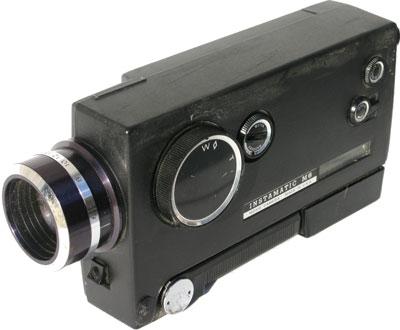 kodak super 8 camera. [Kodak Instamatic M6]