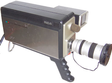 [RCA Color Video Camera CC001]