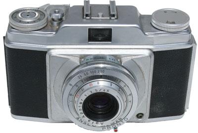 Advertising Merchandise & Memorabilia Popular Brand 1951 Voigtlander Vito Iii 35mm Camera Viewfinder Vtg Print Ad