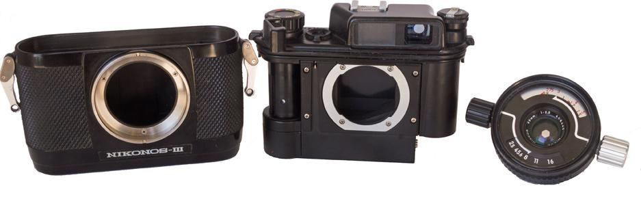 Argus Brick C3 lens onto LTM Leica thread mount focus adjustable adapter