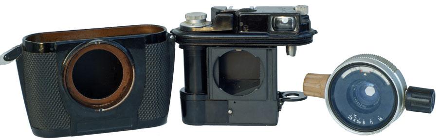 Mr  Martin's Web Site - 35mm Rangefinder and Viewfinder Cameras