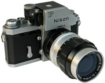 Camera Museum - 35mm Single Lens Reflex Cameras