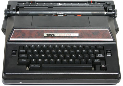 [Brother Correct-O-Ball XL-1 (Model 7300)]