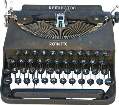 [Remington Remette]