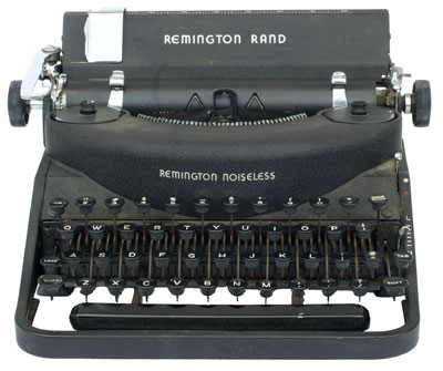 [Remington Noiseless Model Seven]