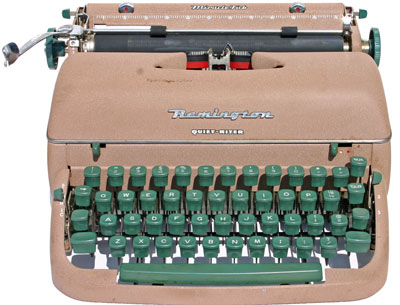 [Remington Quiet-Riter]