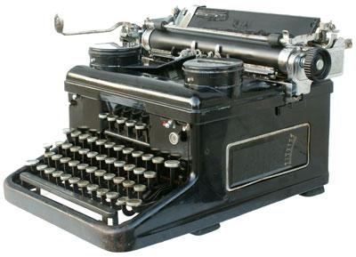 royal typewriter worth