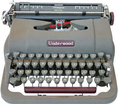 [Underwood Champion]