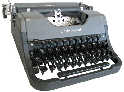 [1950 Underwood Leader]